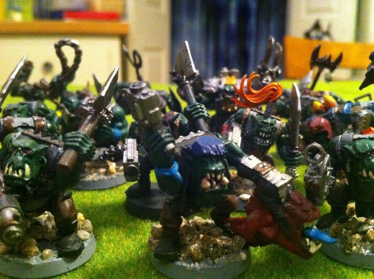 Orks, Snakebite, Warhammer 40,000