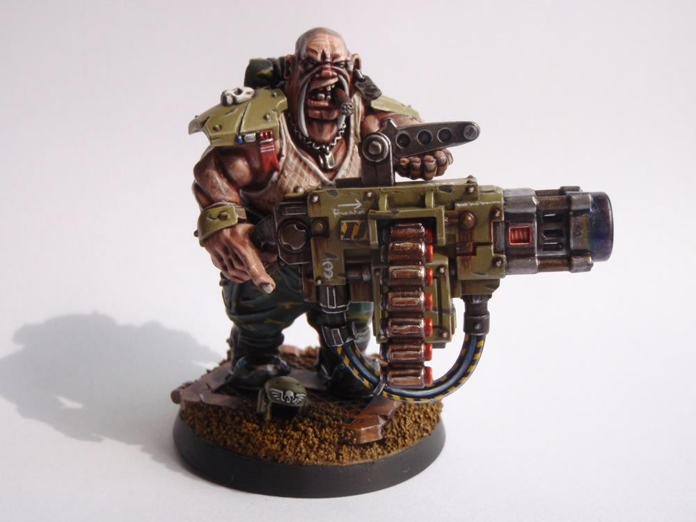Conversion, Hevy Weapon!, Hevy Weapon%21, Ogryns