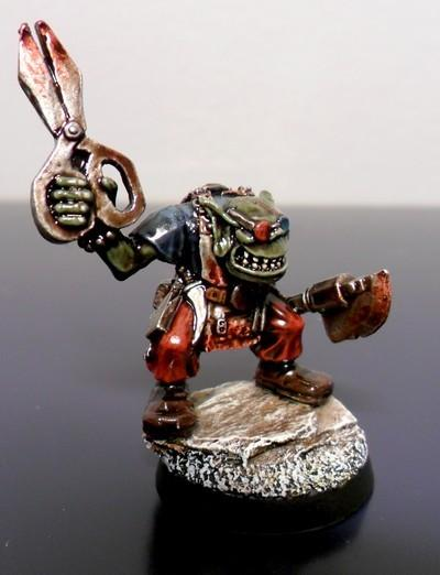 Orks, Out Of Production, Painboy, Warhammer 40,000