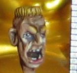 Ugly shouty man