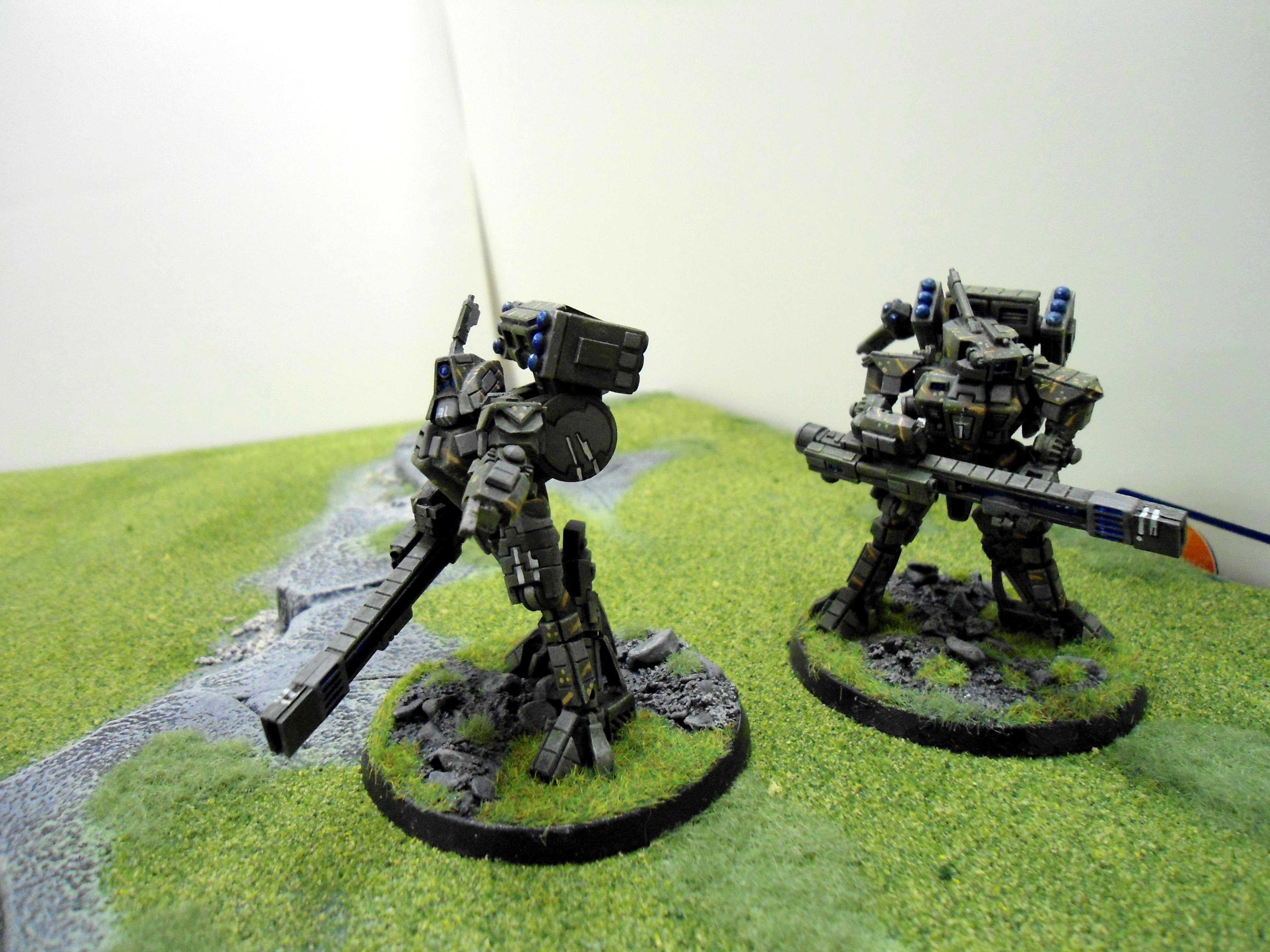 Battlesuit, Conversion, Tau, Undefined
