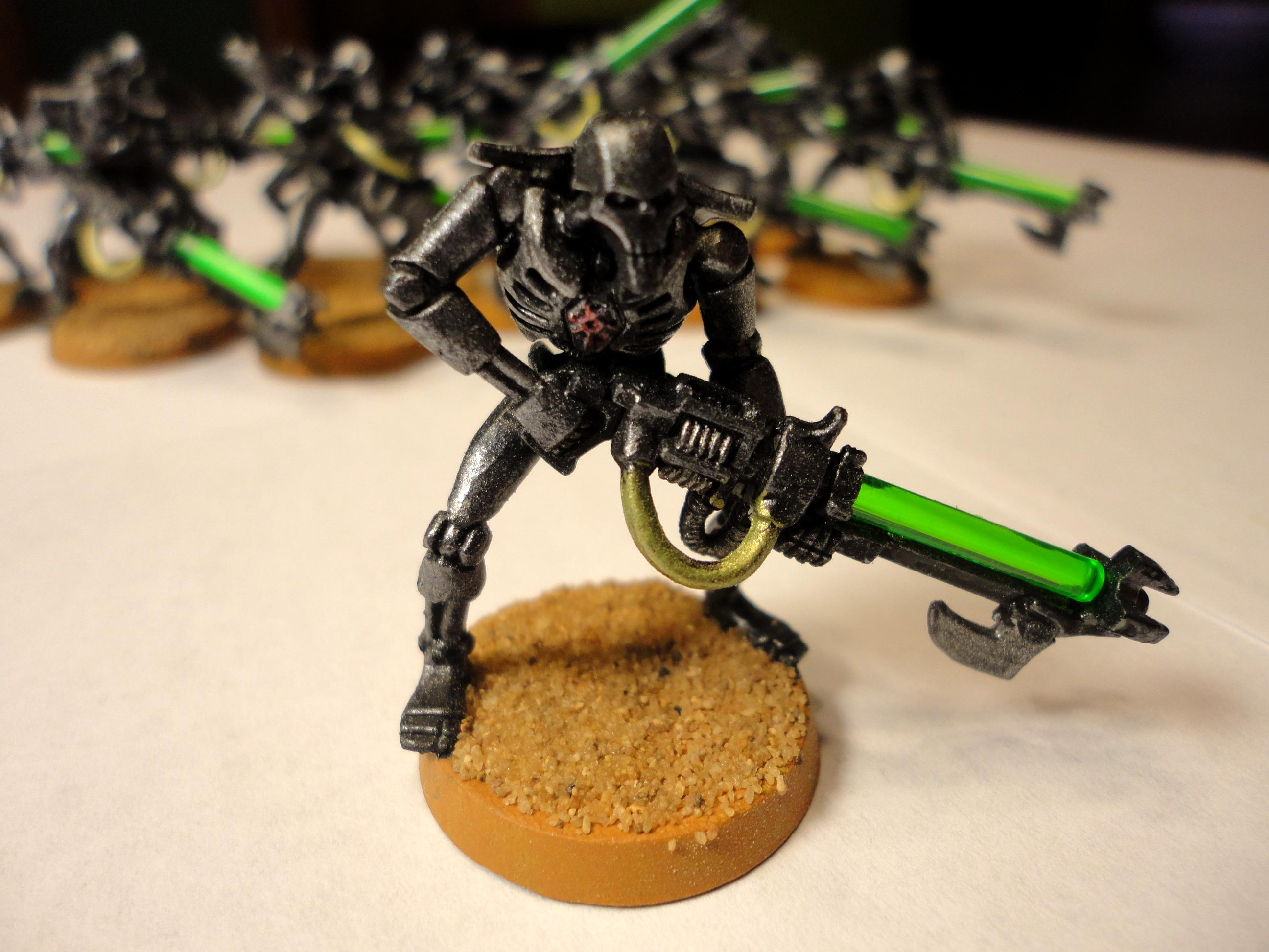 Destroyer, Lord, Necrons, Warriors