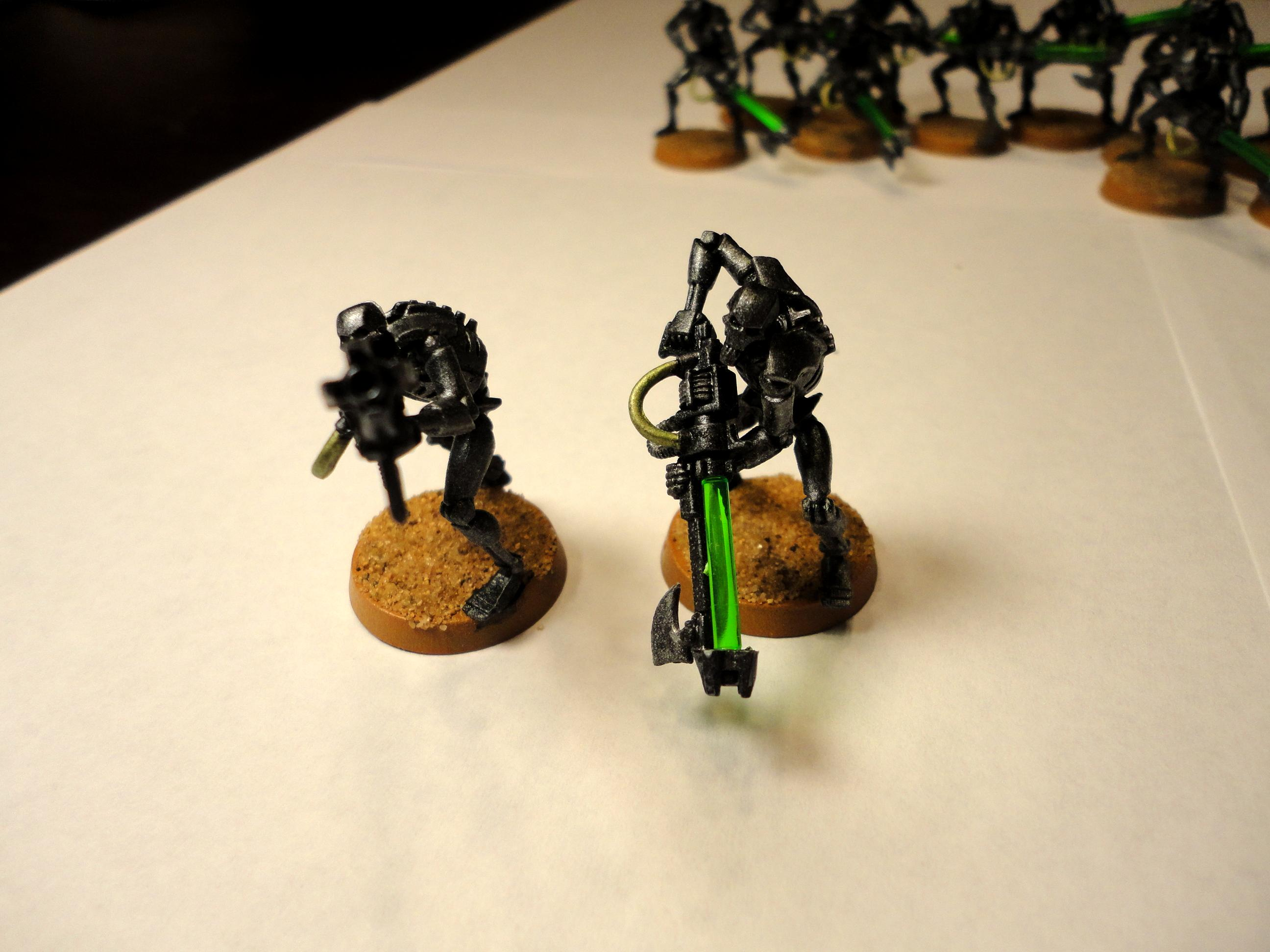 Necrons, Warriors