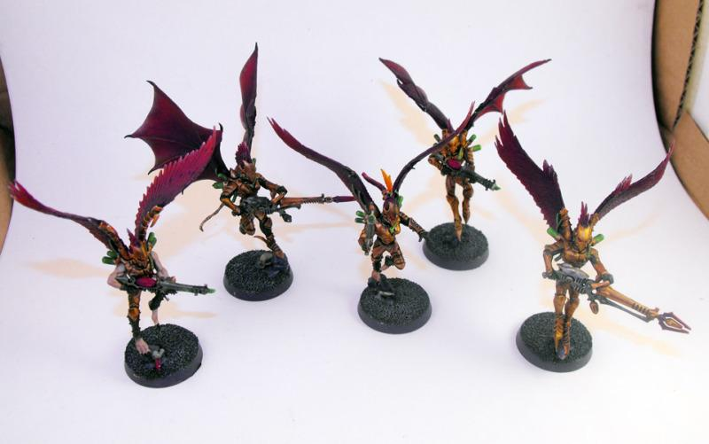 Dark Eldar, Scourges, Warhammer 40,000