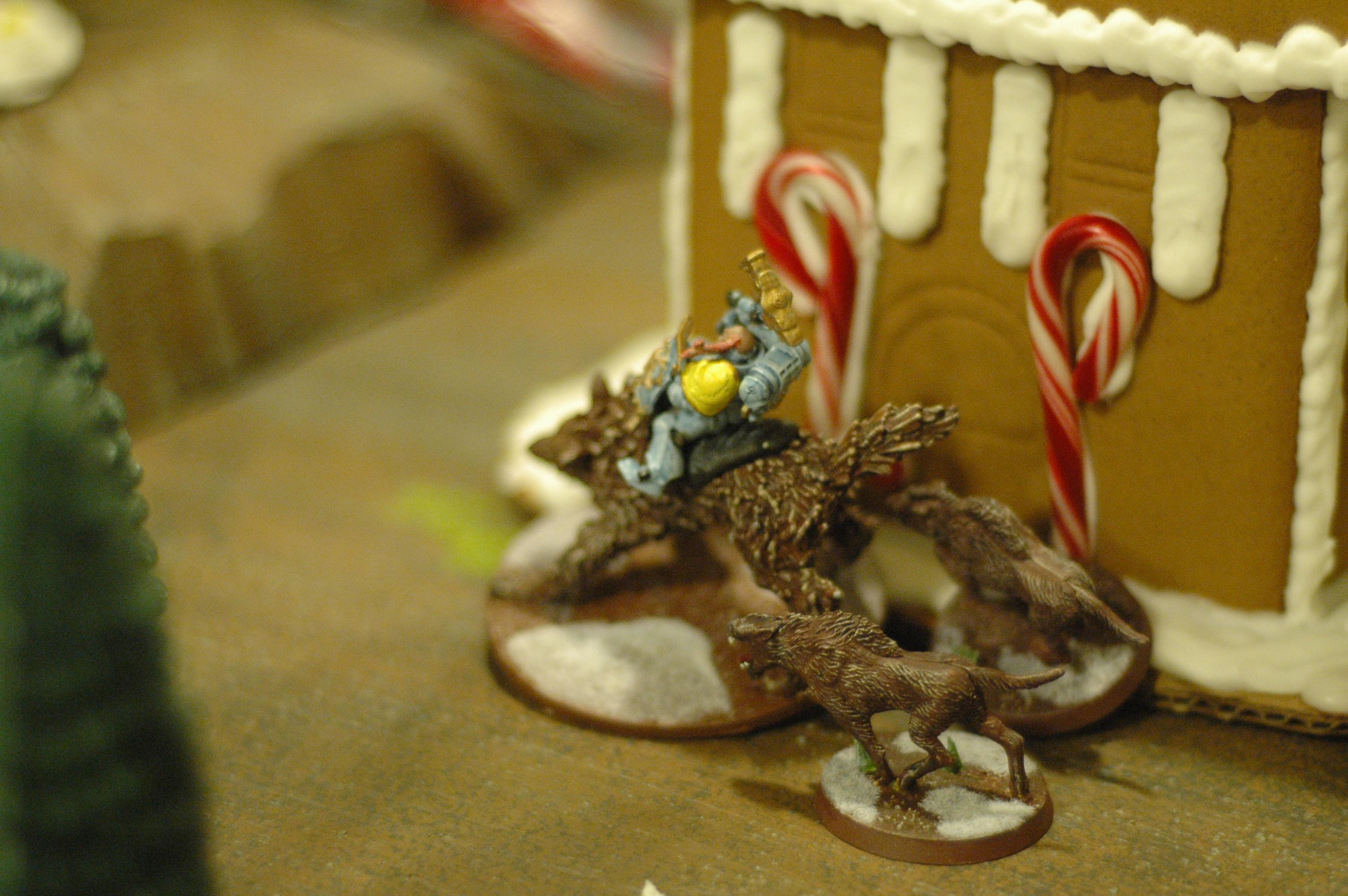 Battle Report, Buildings, Christmas, Game Table, Terrain