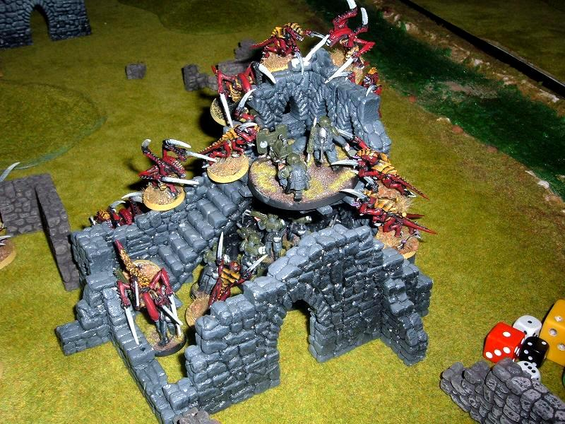 Autocannon, Dead Meat, Doomed, Event, Fresh Meat, Fungus, Guard, Imperial, Imperial Guard, Ruins, Tournament, Tyranids, Warhammer 40,000, Wild Grass, Wildgrass, Wildgrss