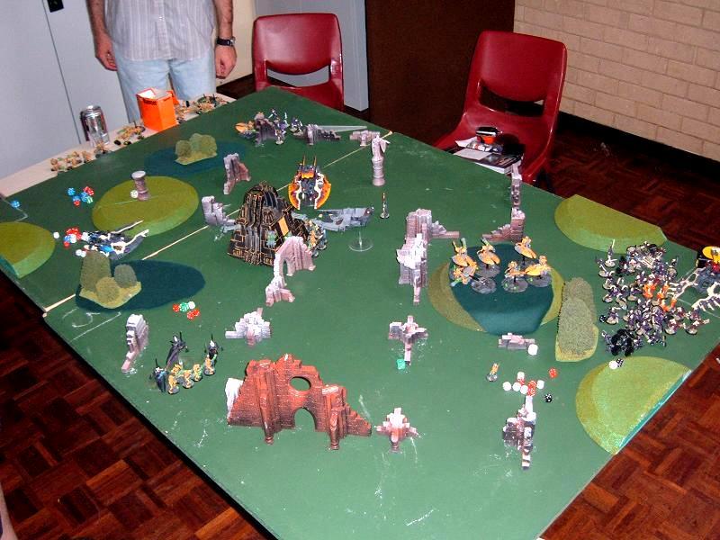 Event, Gamer's Guild, Ruins, Terrain, Tournament