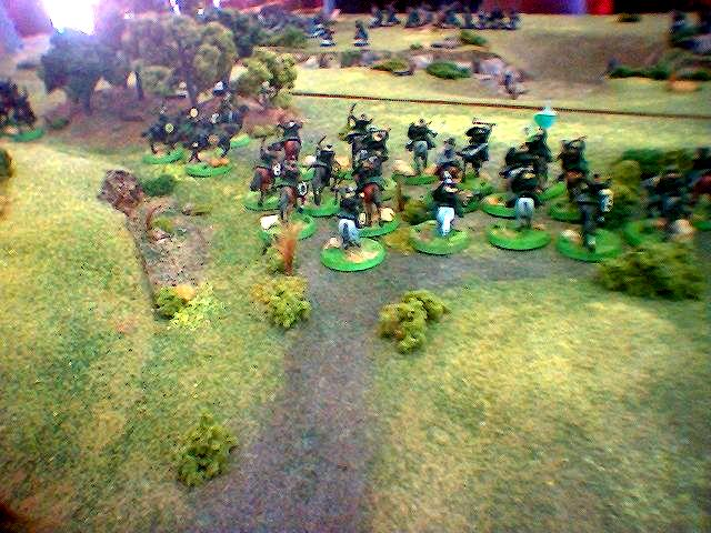 Cavalry, Copse, Elves, Event, Kill, Lord Of The Rings, Perth, Rangers, Riders, Rocks, Rohan, Terrain, Tournament, Trees