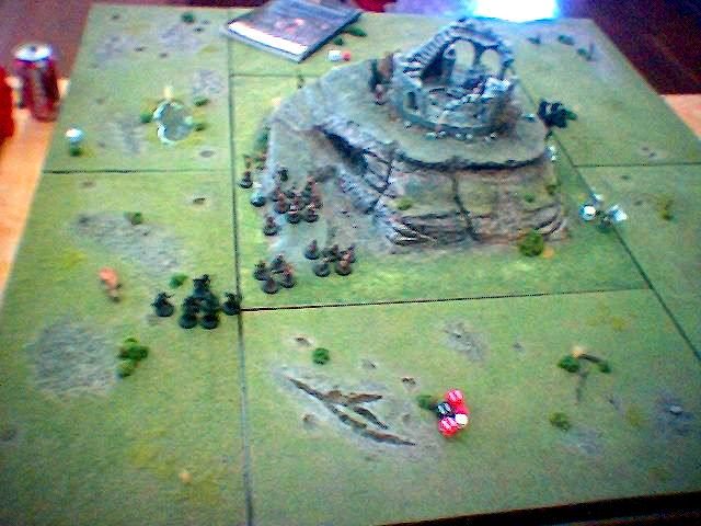 Copse, Event, Kill, Lord Of The Rings, Perth, Rocks, Terrain, Tournament, Trees