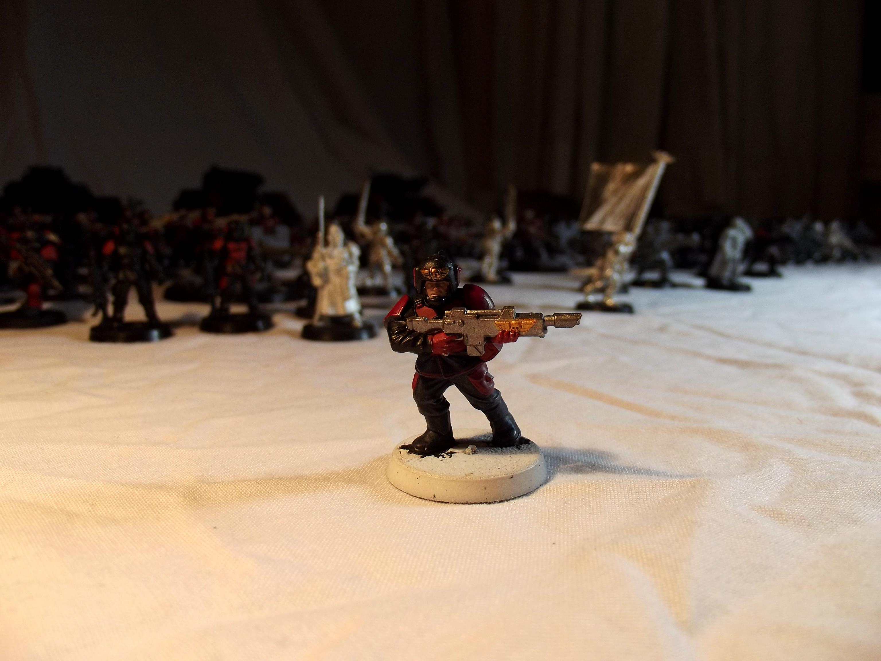 Imperial Guard, Schola Progenium