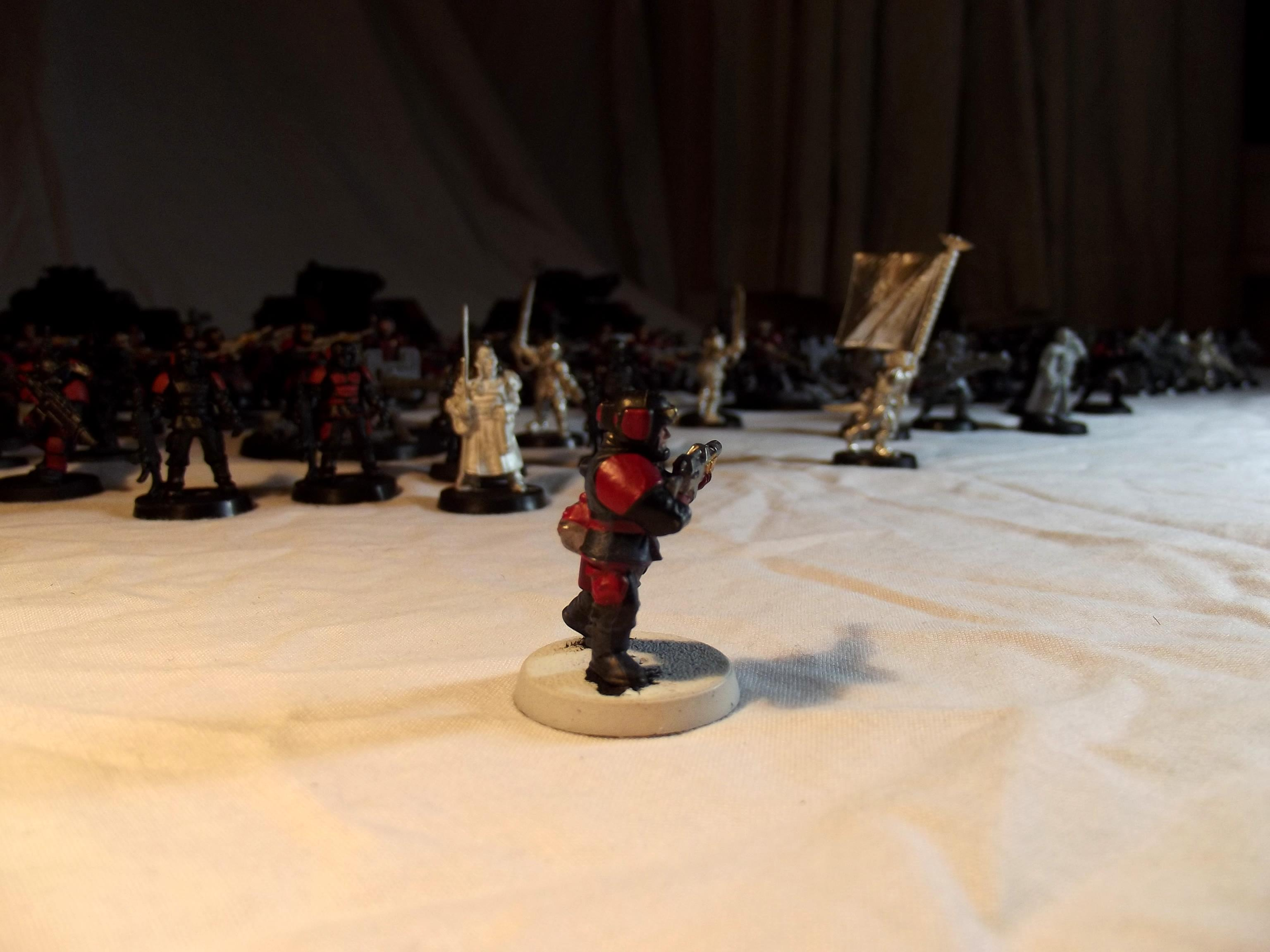 Imperial Guard, Schola Progenium