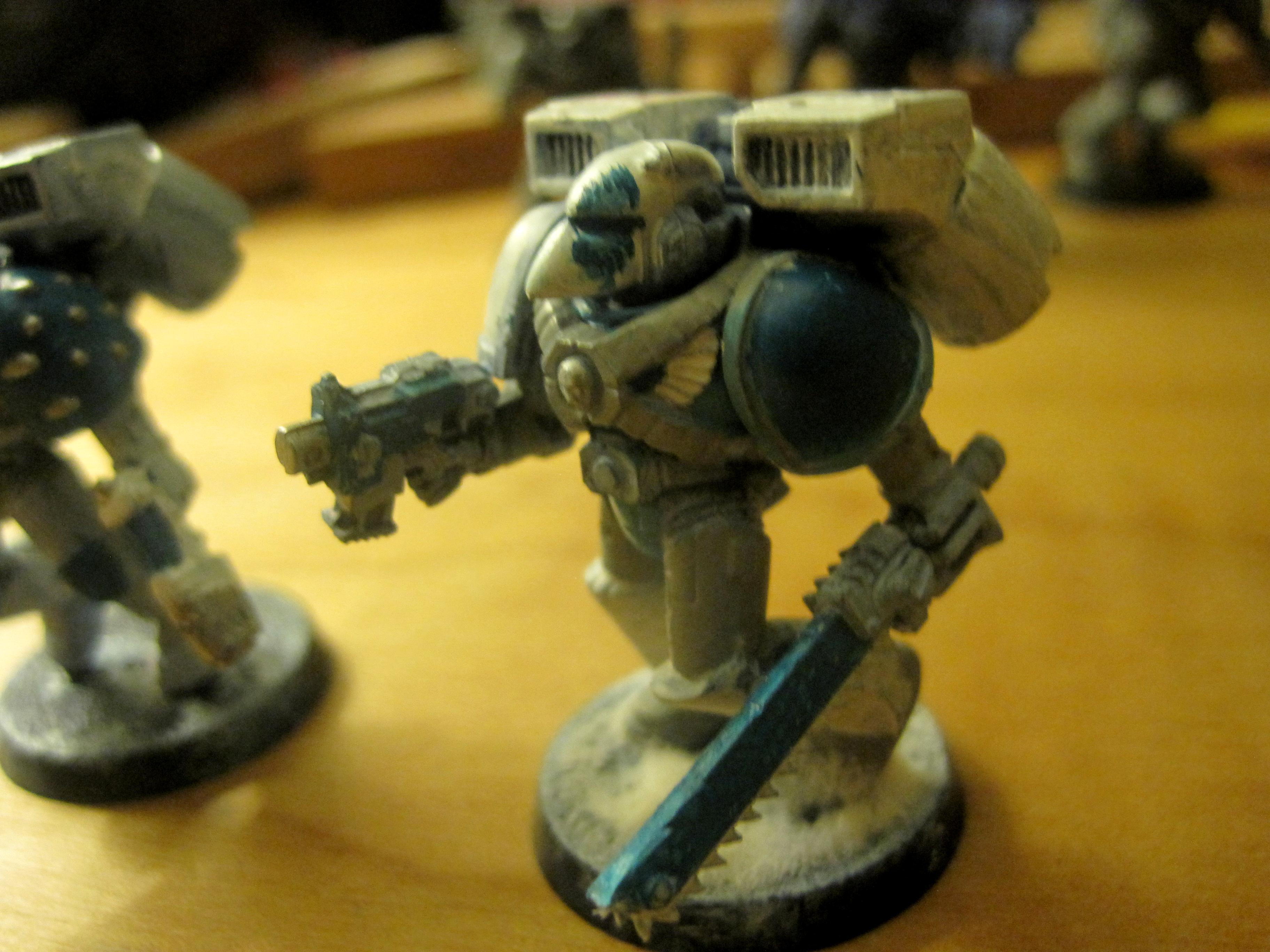 Assault Marines, Ice