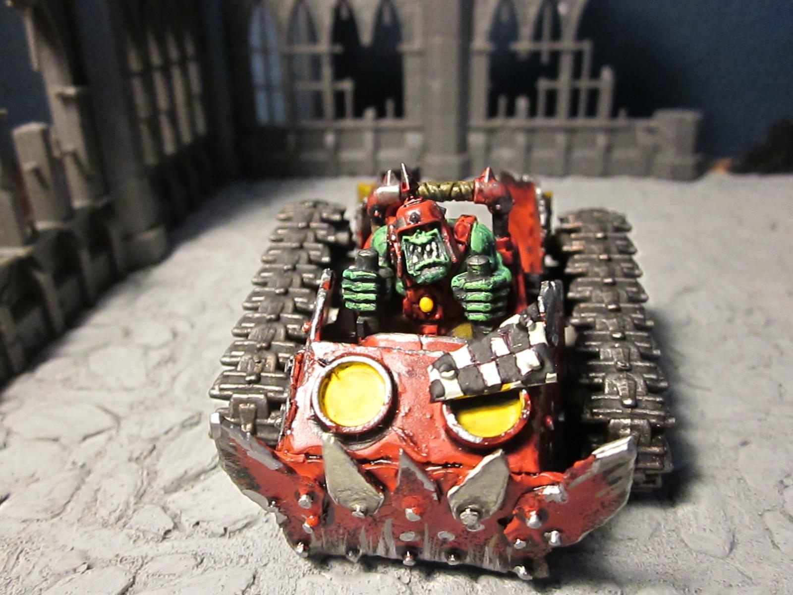 Buggy, Warbuggy, Wartrakk
