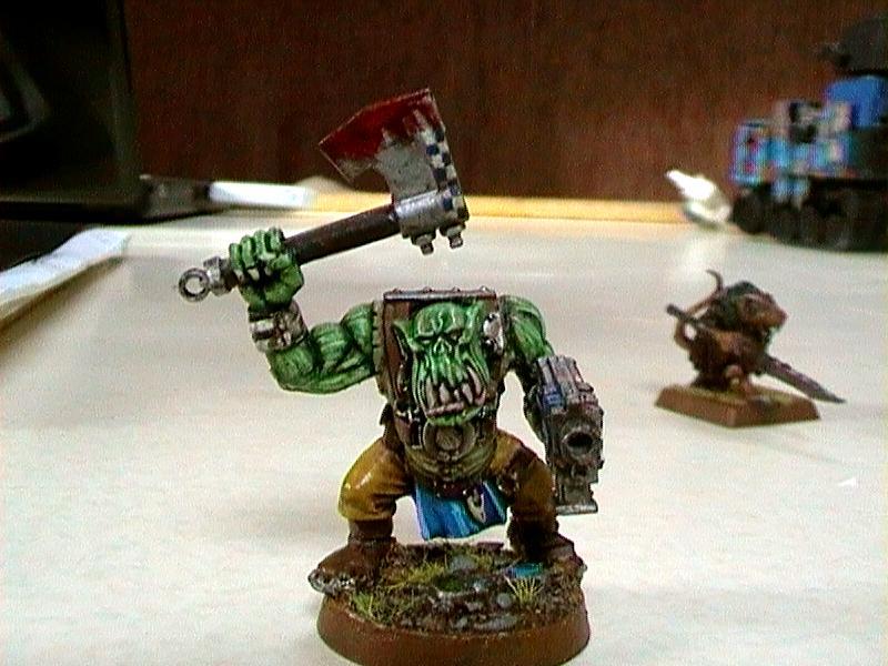 Ork Boyz, Orks, Warhammer 40,000