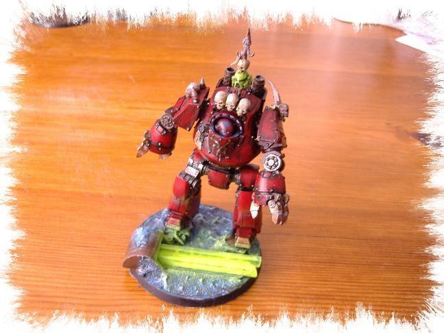 Dreadnought, World Eaters