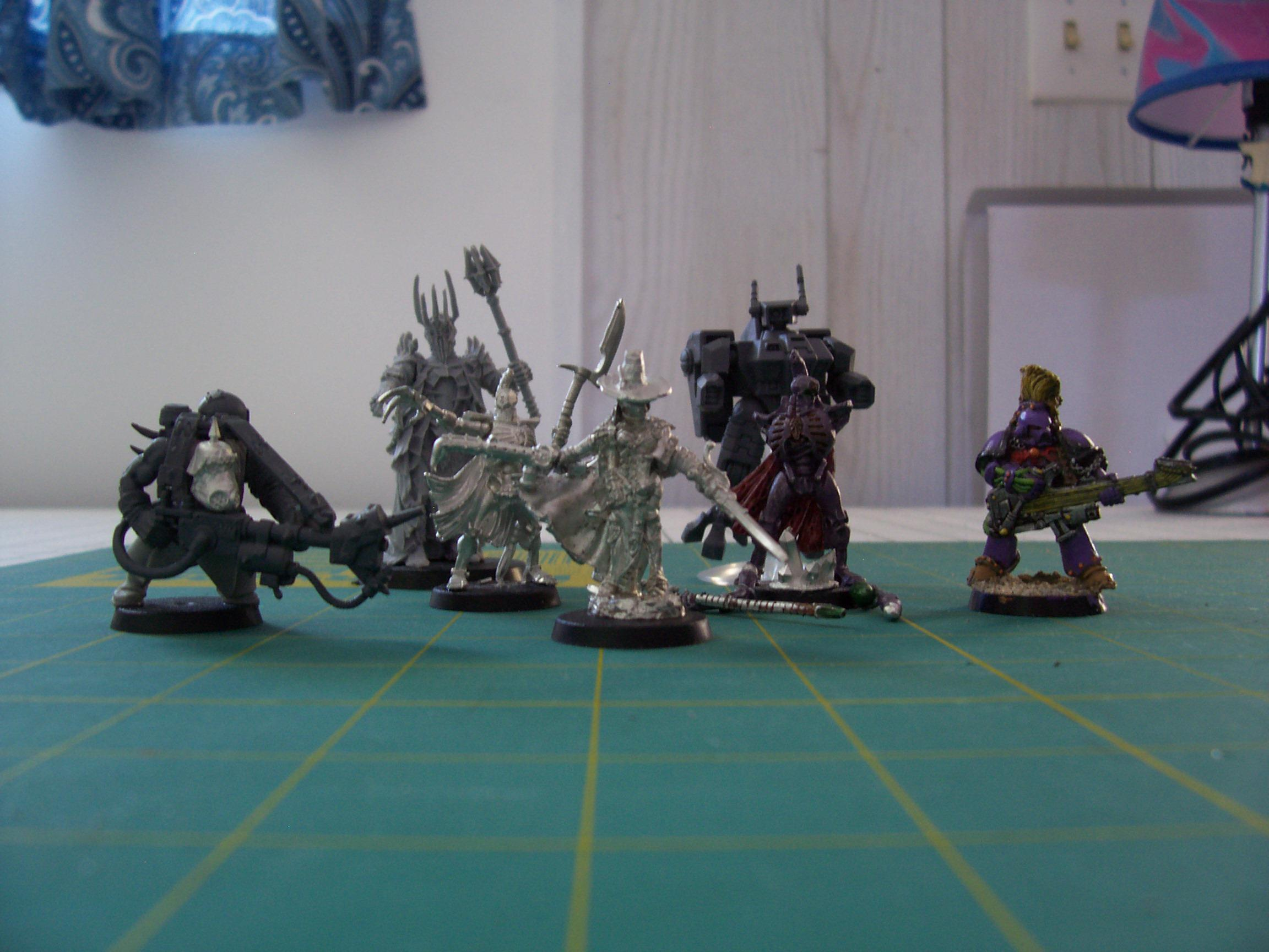 Christmas, Conversion, Crisis Battlesuit, Gift, Inquisitor, Kommando, Lord, Necrons, Noise, Of, Orks, Rings, Sauron, Space Marines, Suit, Tau, The