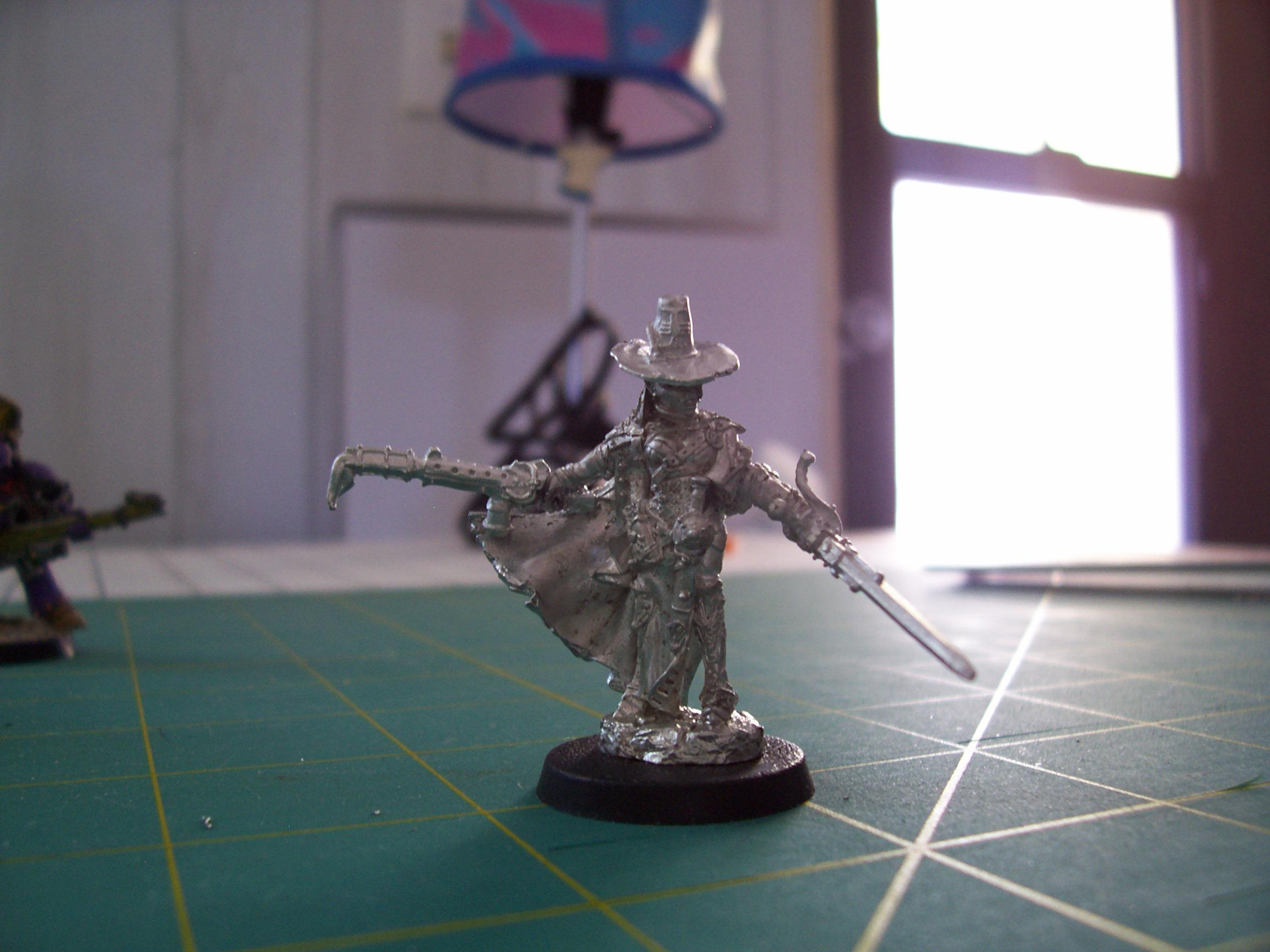 Christmas, Conversion, Gift, Inquisitor