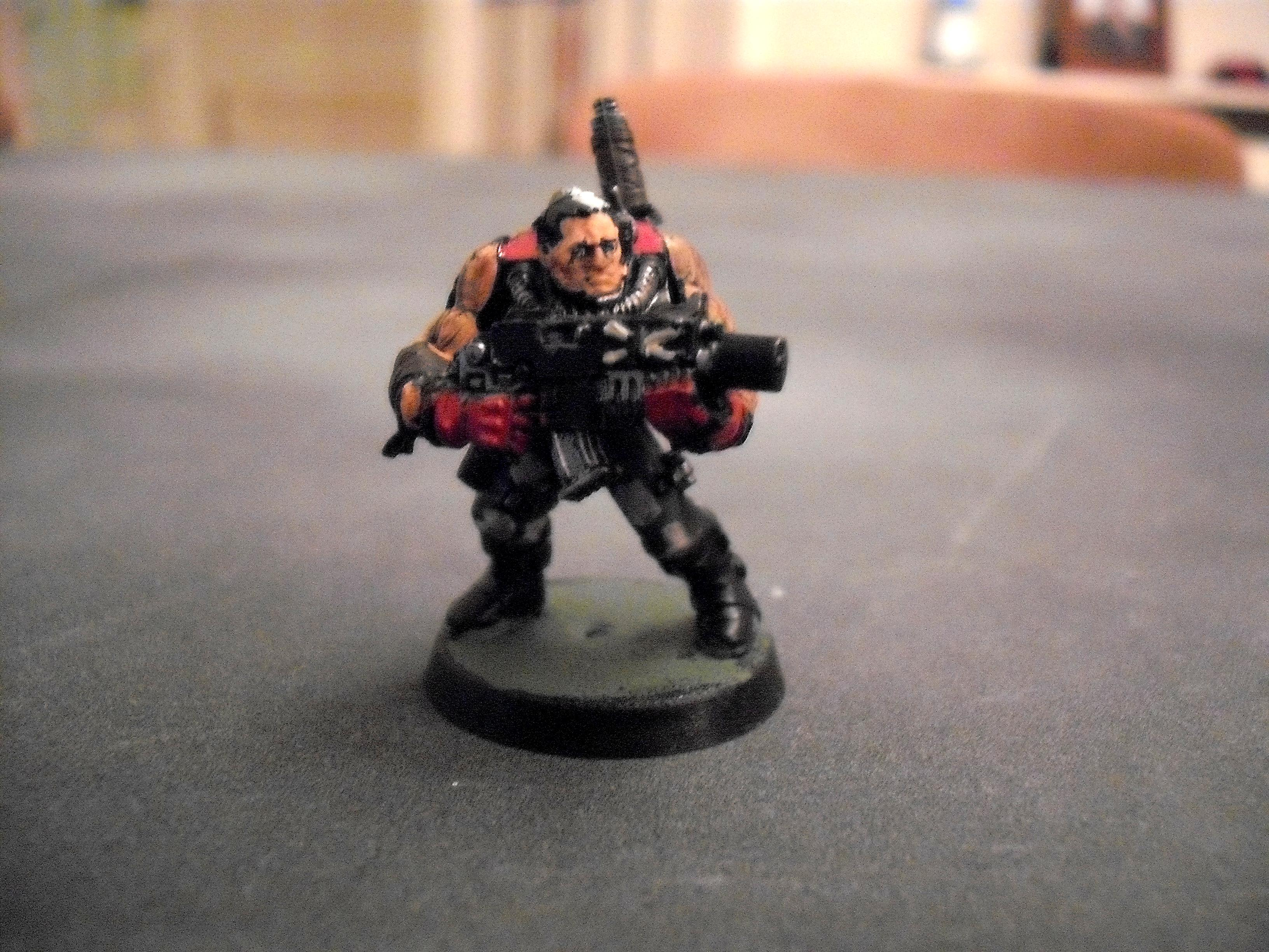 Blood Angels, Rambo, Scouts, Streetfighters