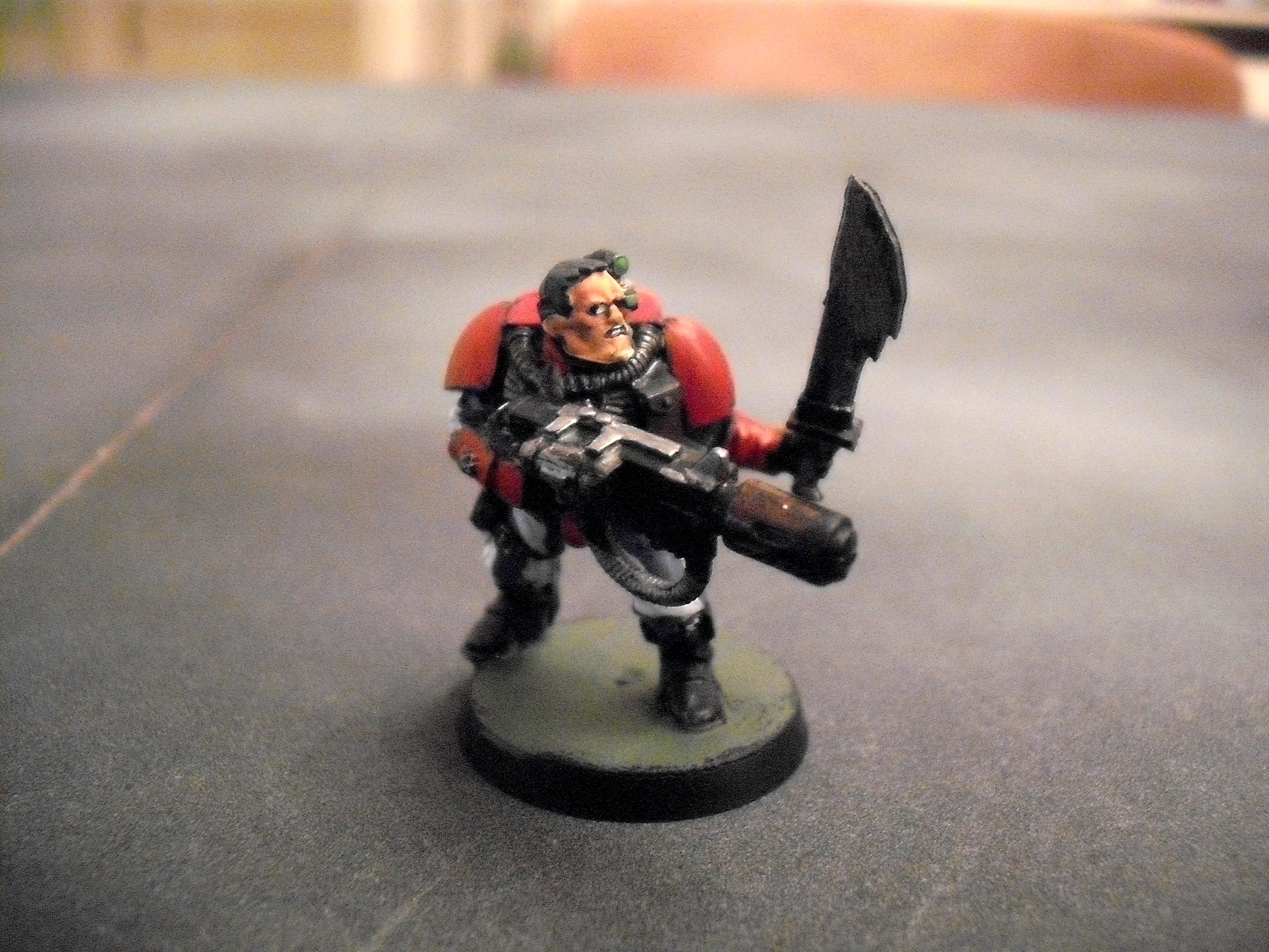Blood Angels, Scouts, Streetfighters
