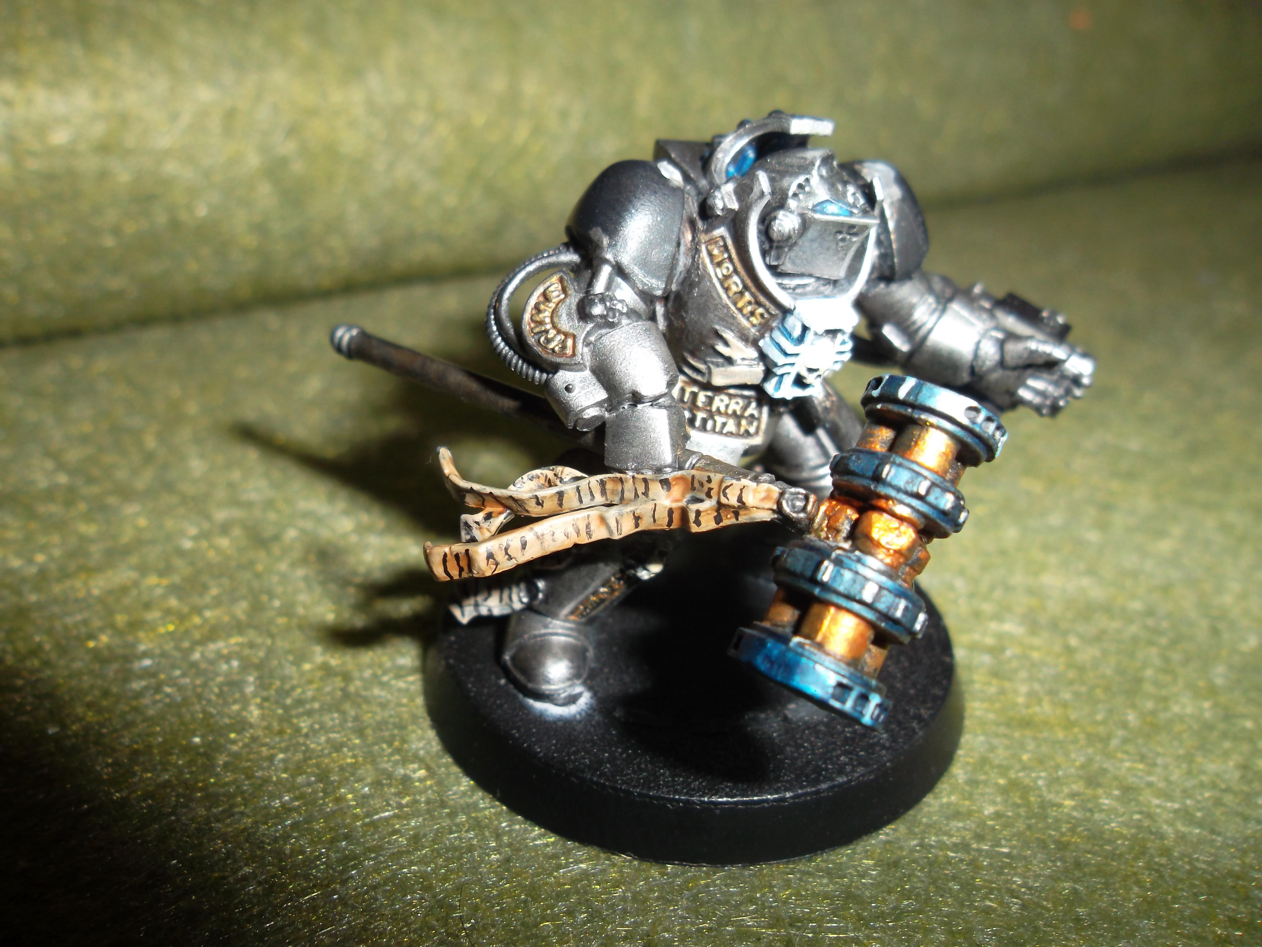 Custom Daemonhammer