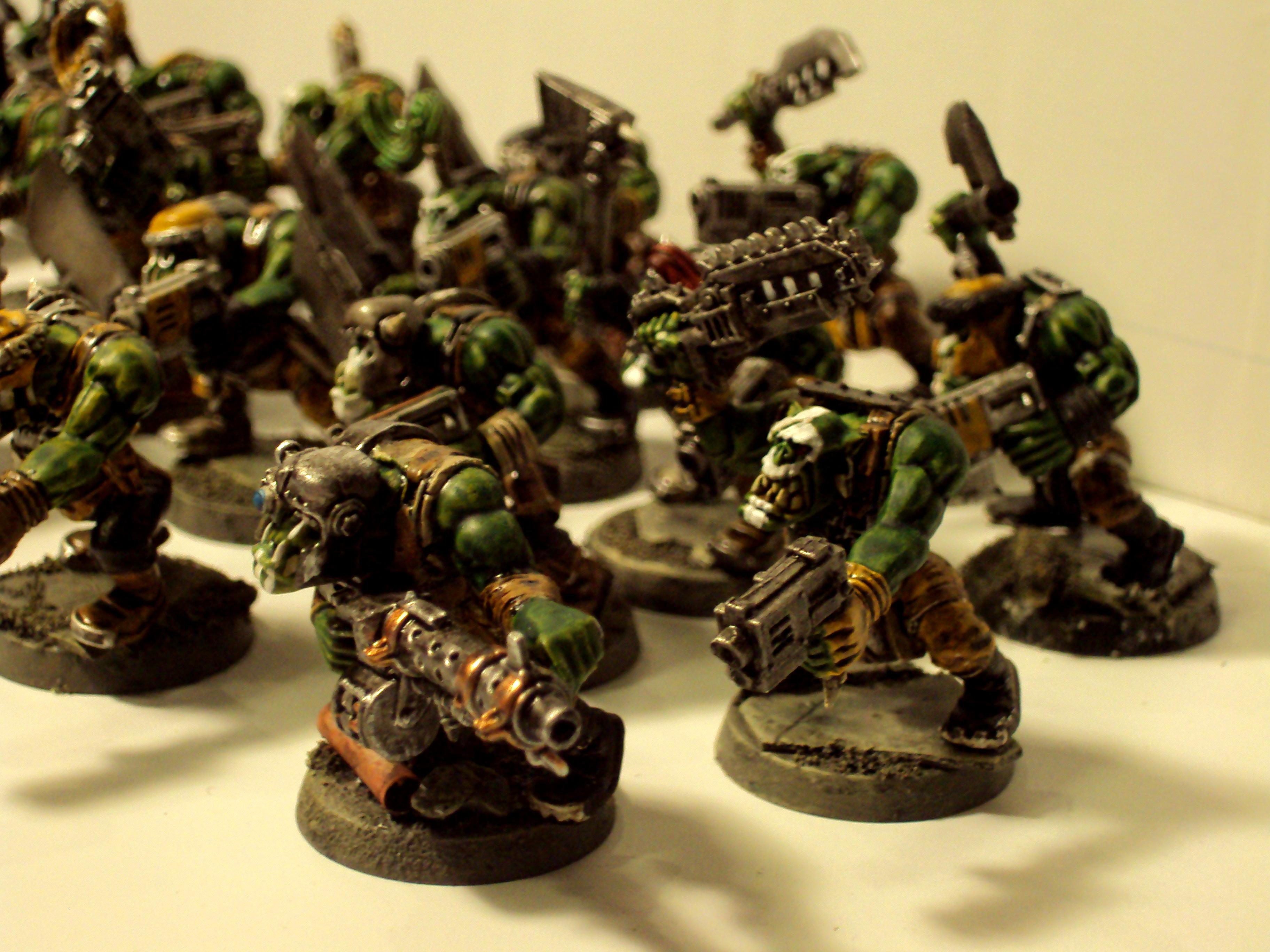Bad Moons, Orks, Yellow Orks