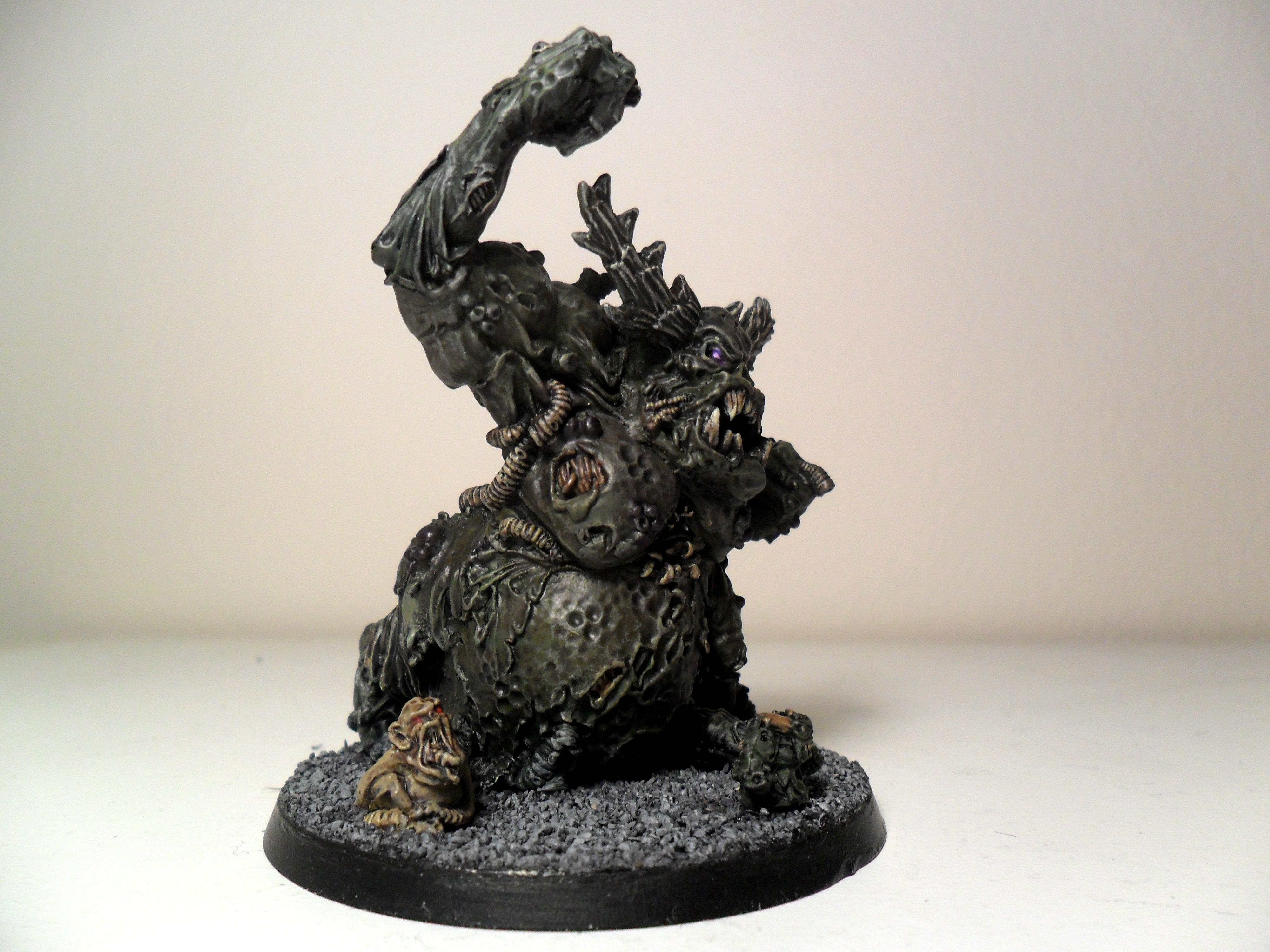 Daemons, Great Unclean One, Nurgle
