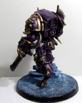 Chainfist, Emperor's Children, Terminator Armor