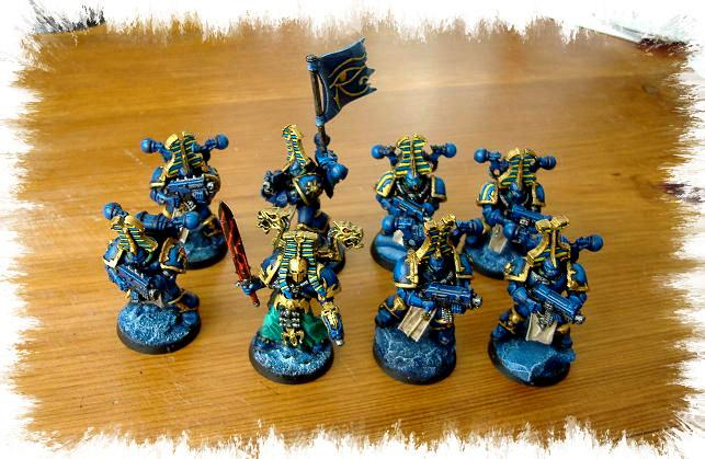 Thousand Sons, Thousand Sons