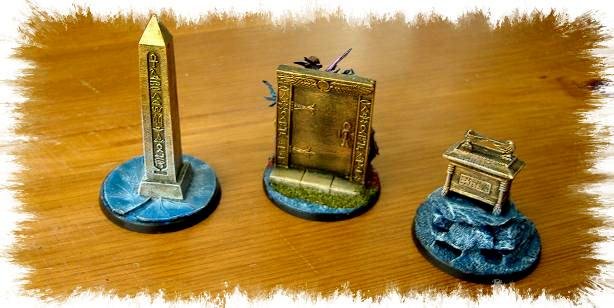 Objective Marker, Thousand Sons