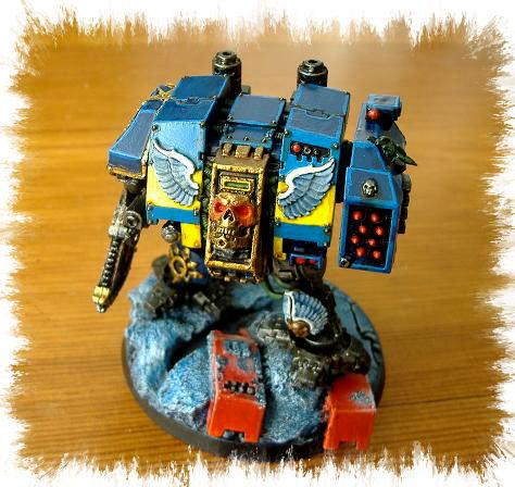Chaos Dreadnought, Thousand Sons