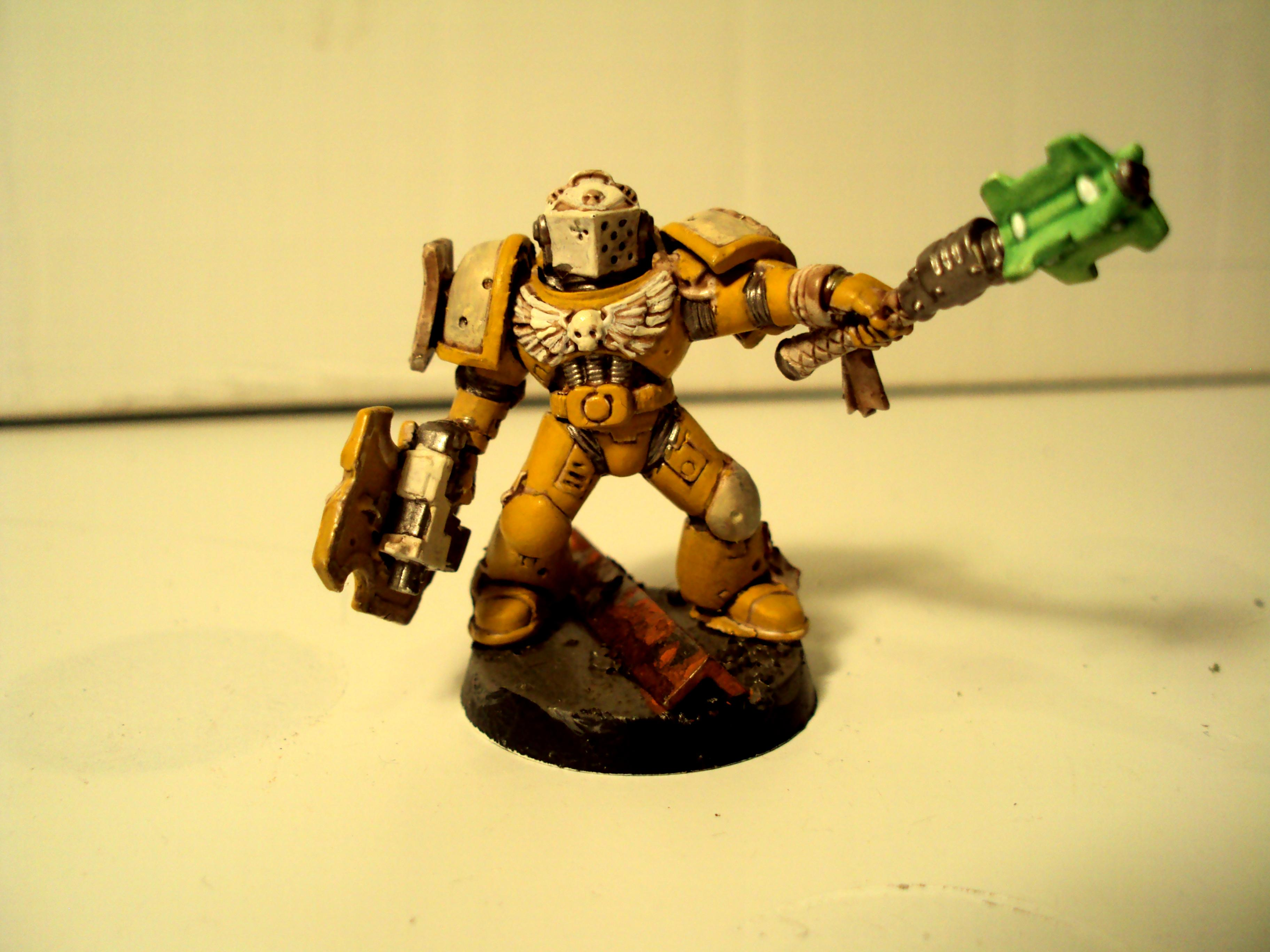 Space Marines, Yellow Space Marines