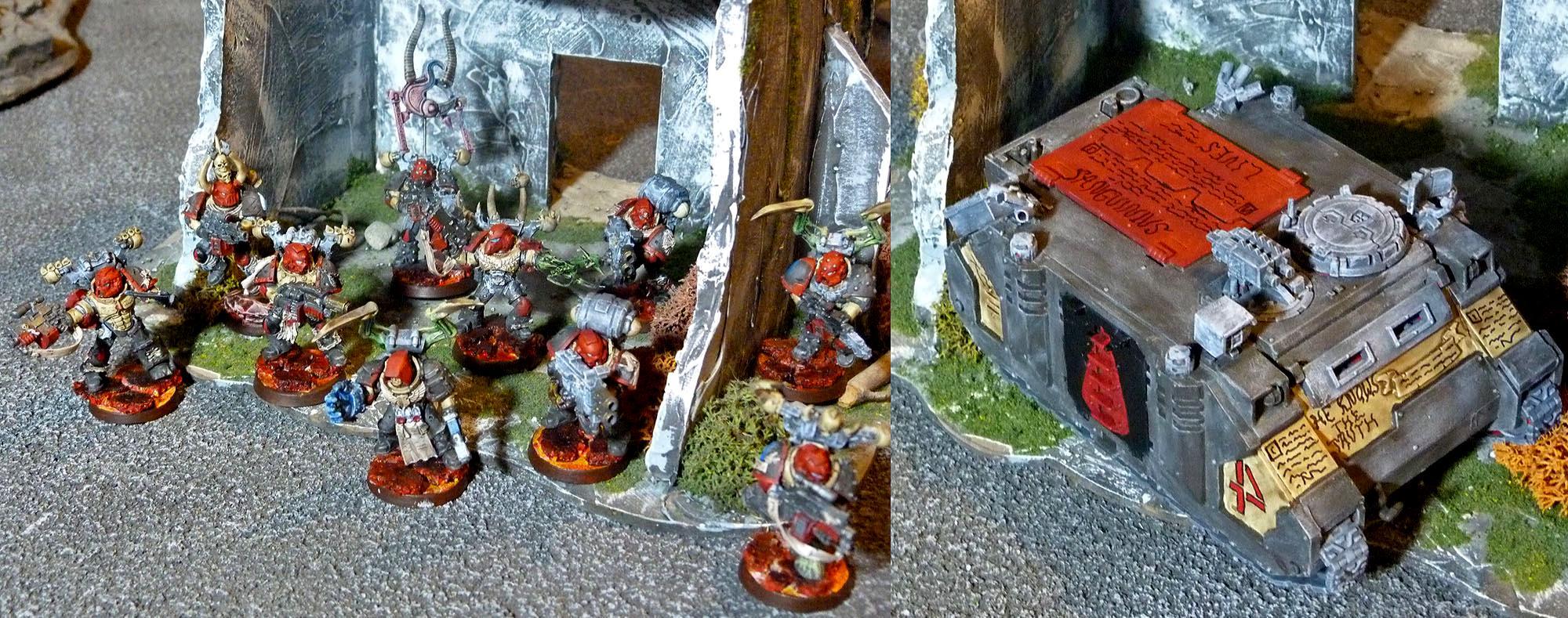 Warhammer 40,000, Renegades 4th Squad