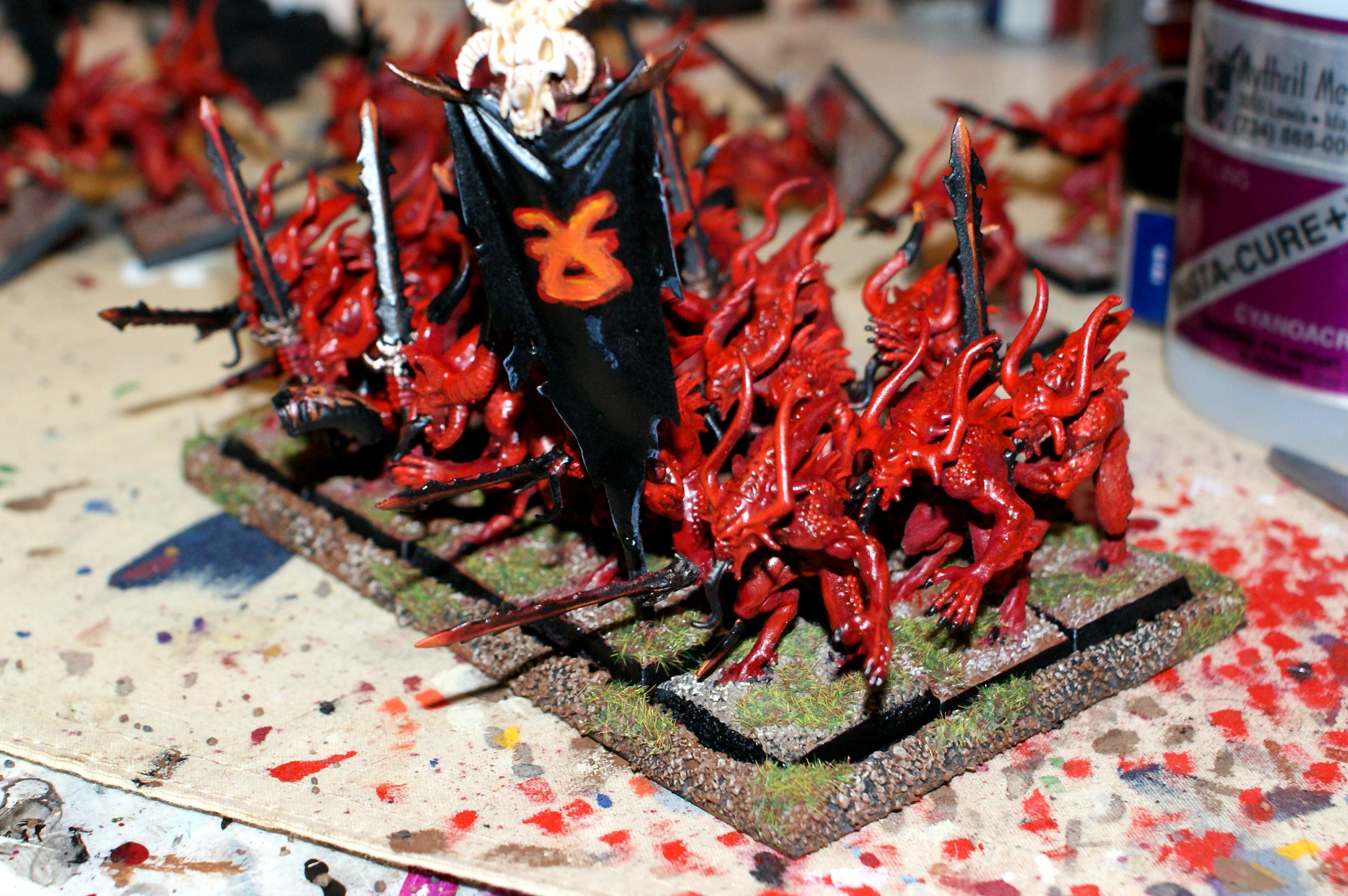 Bloodletters, Daemons Of Chaos