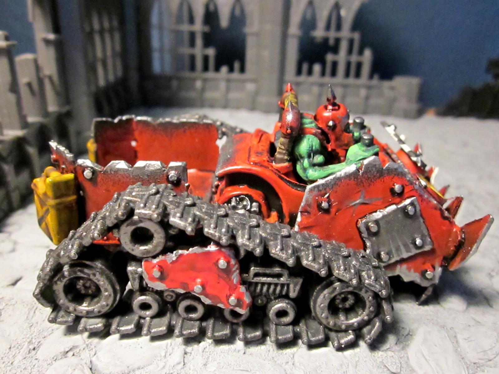 Buggy, Orks, Trakk, Warbuggy, Warhammer 40,000, Wartrakk