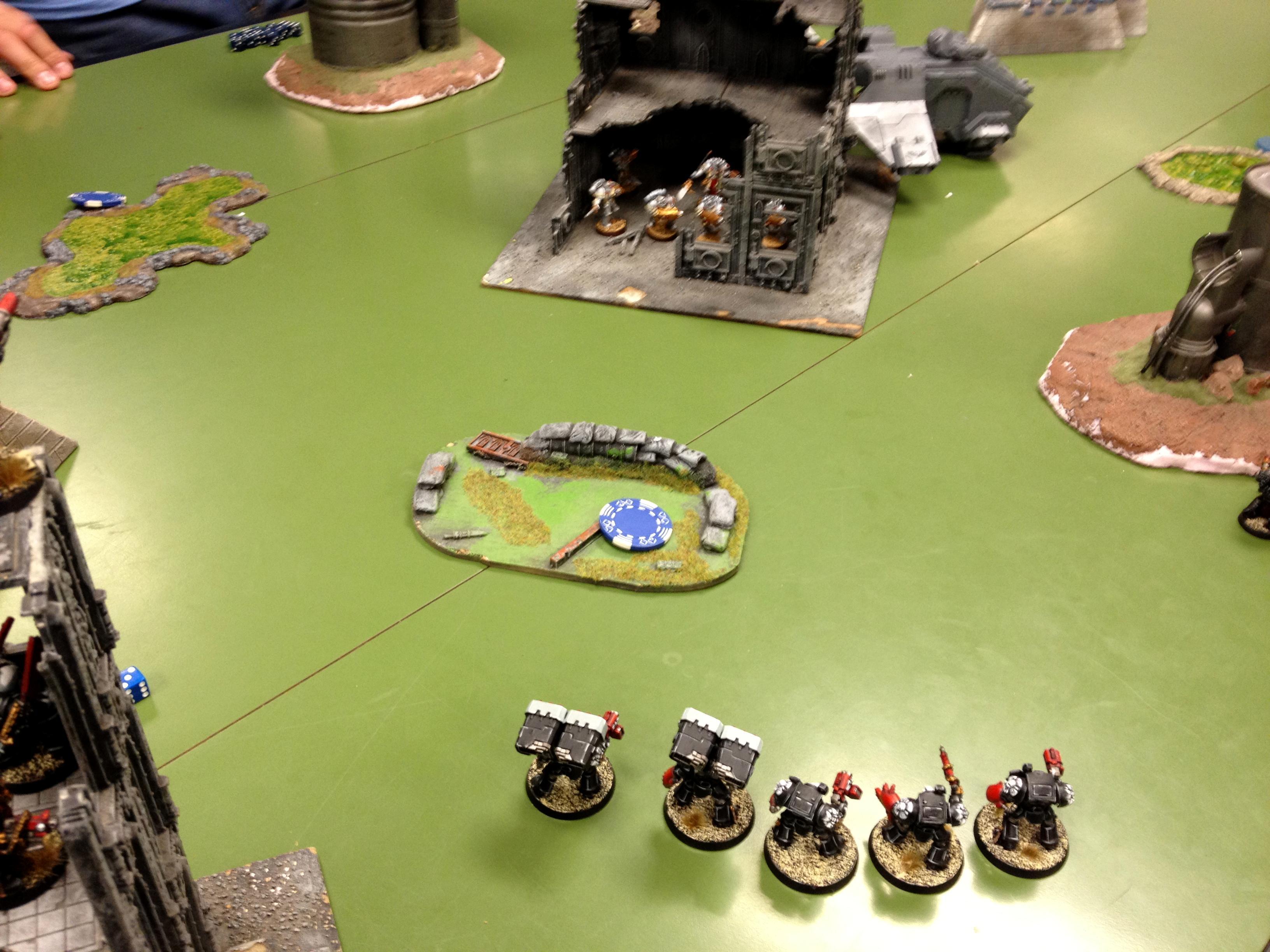 Game, Space Marines, Warhammer 40,000