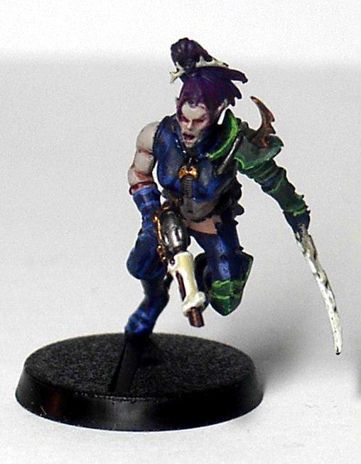 Dark Eldar, De, Wolves Of Commoragh, Wych