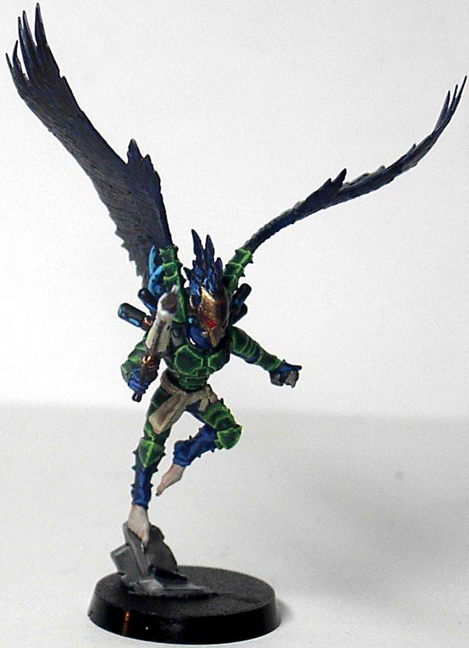 Dark Eldar, De, Scourge, Wolves Of Commoragh