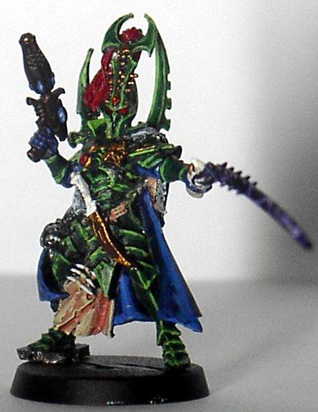Archon, Dark Eldar, De, Wolves Of Commoragh