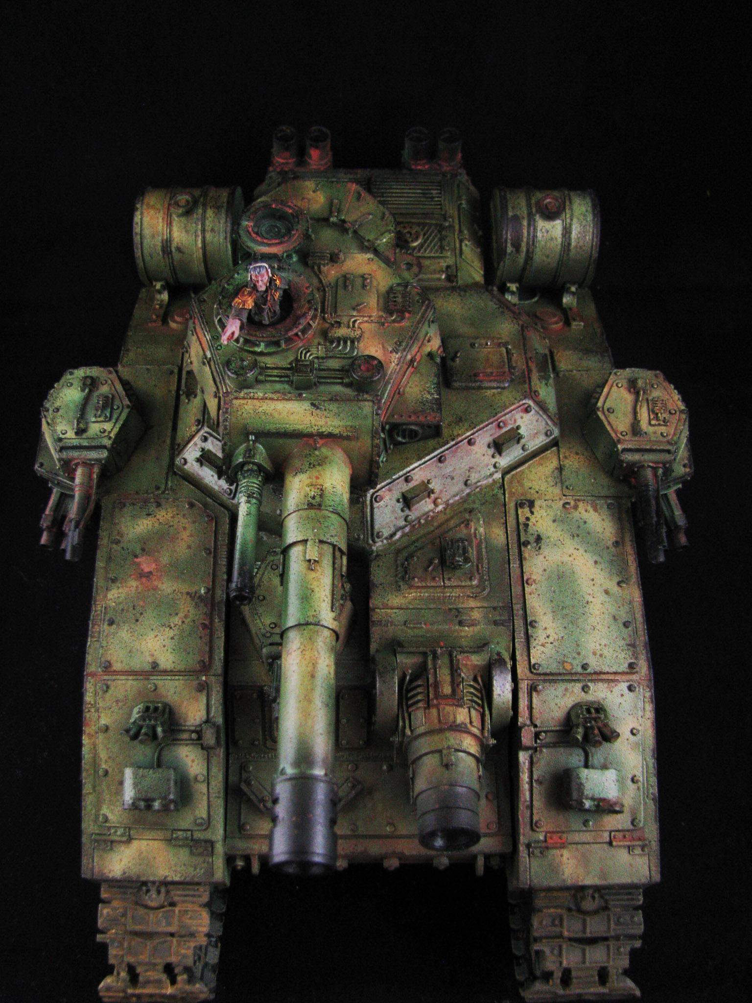 Apocalypse, Baneblade, Imperial Guard, Super-heavy, Warhammer 40,000