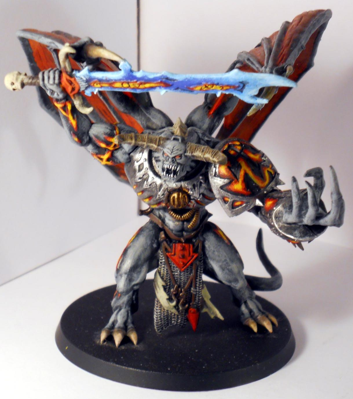 Chaos, Daemon Prince