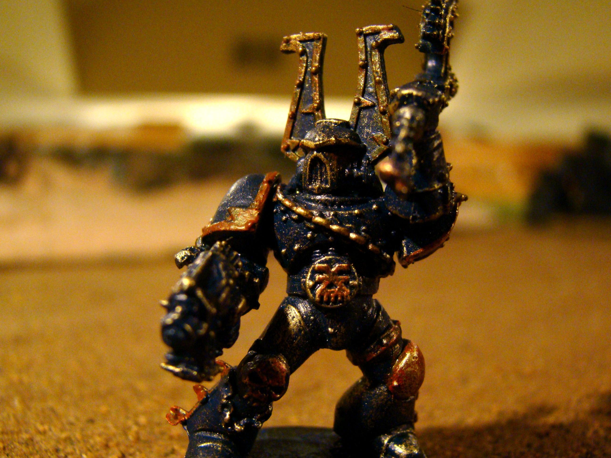 Berserkers, Chaos, Khorne, Space Marines