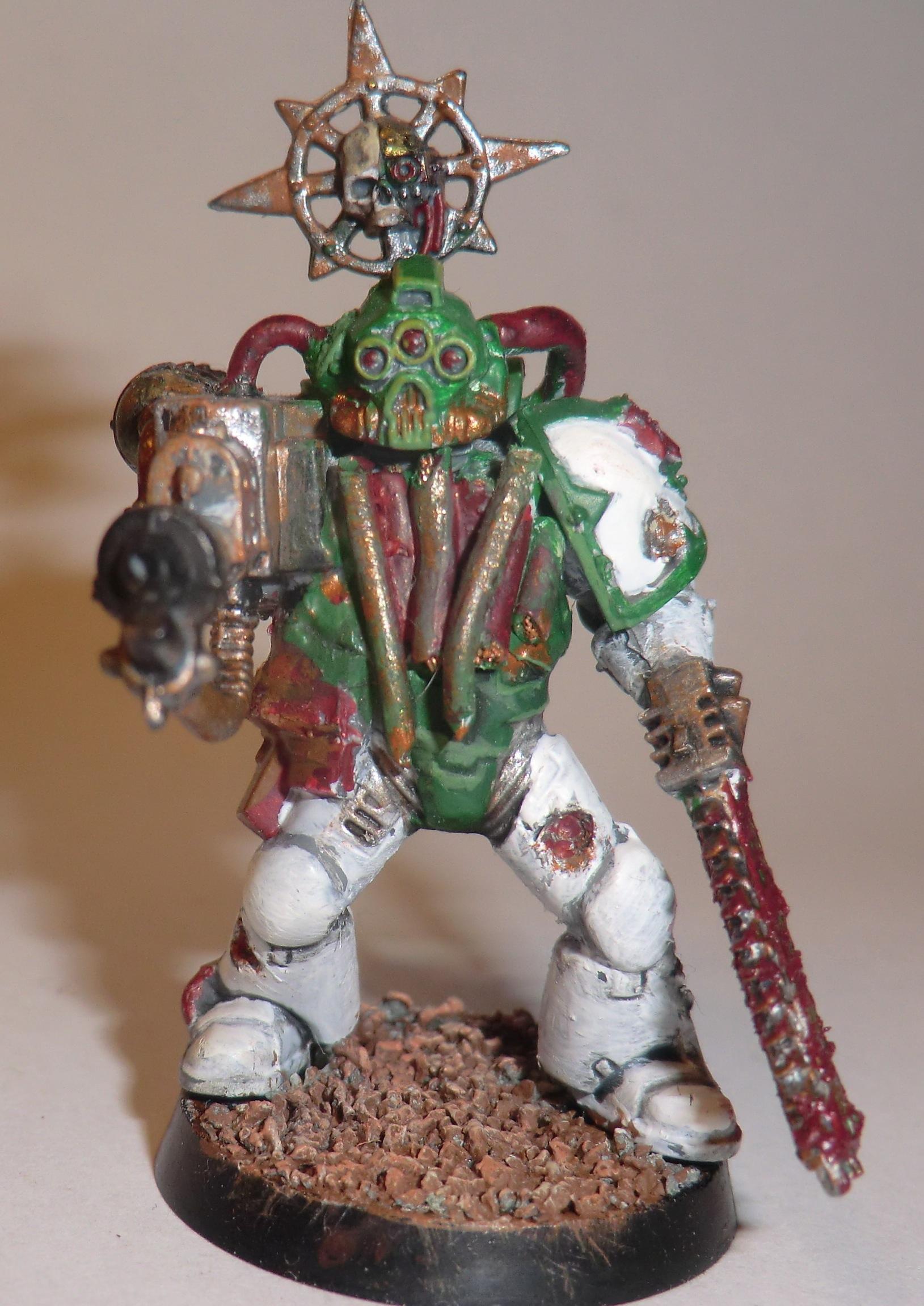 Chaos Mentor Legion