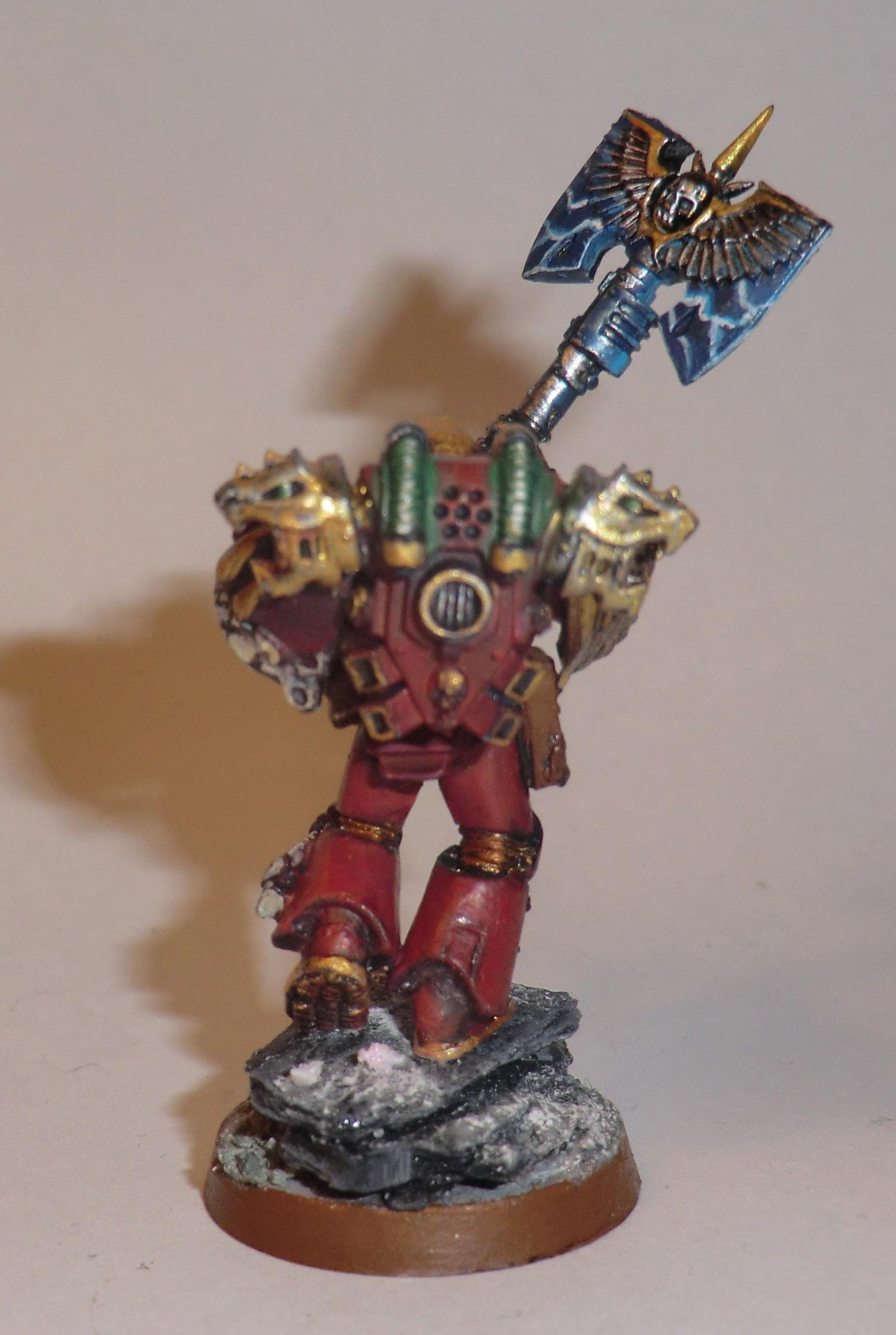 Red Crusader Lynx Lord