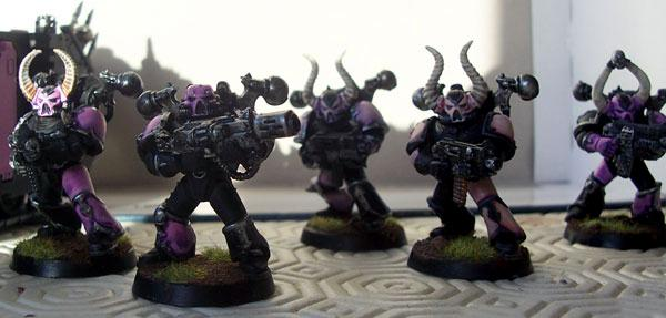 Chaos, Chaos Space Marines, Ec, Emperor's Children, Slaanesh, Space, Space Marines