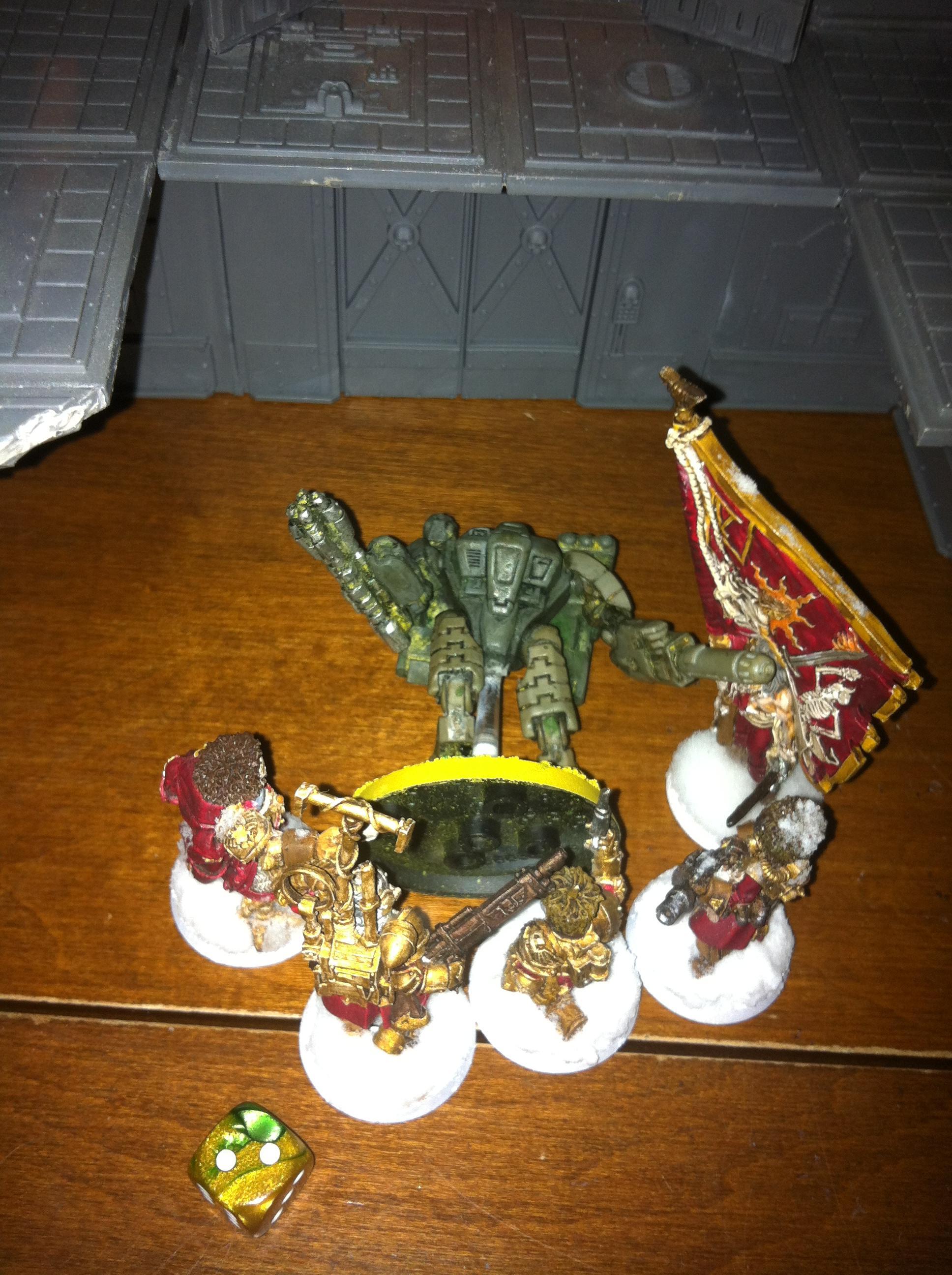 Battle Report 23