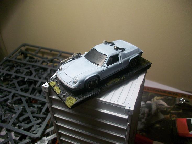 Cars, Spy
