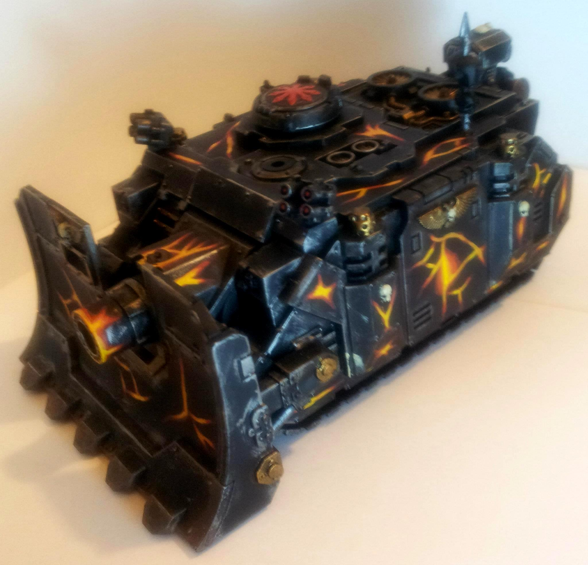 Chaos, Chaos Space Marines, Vindicator