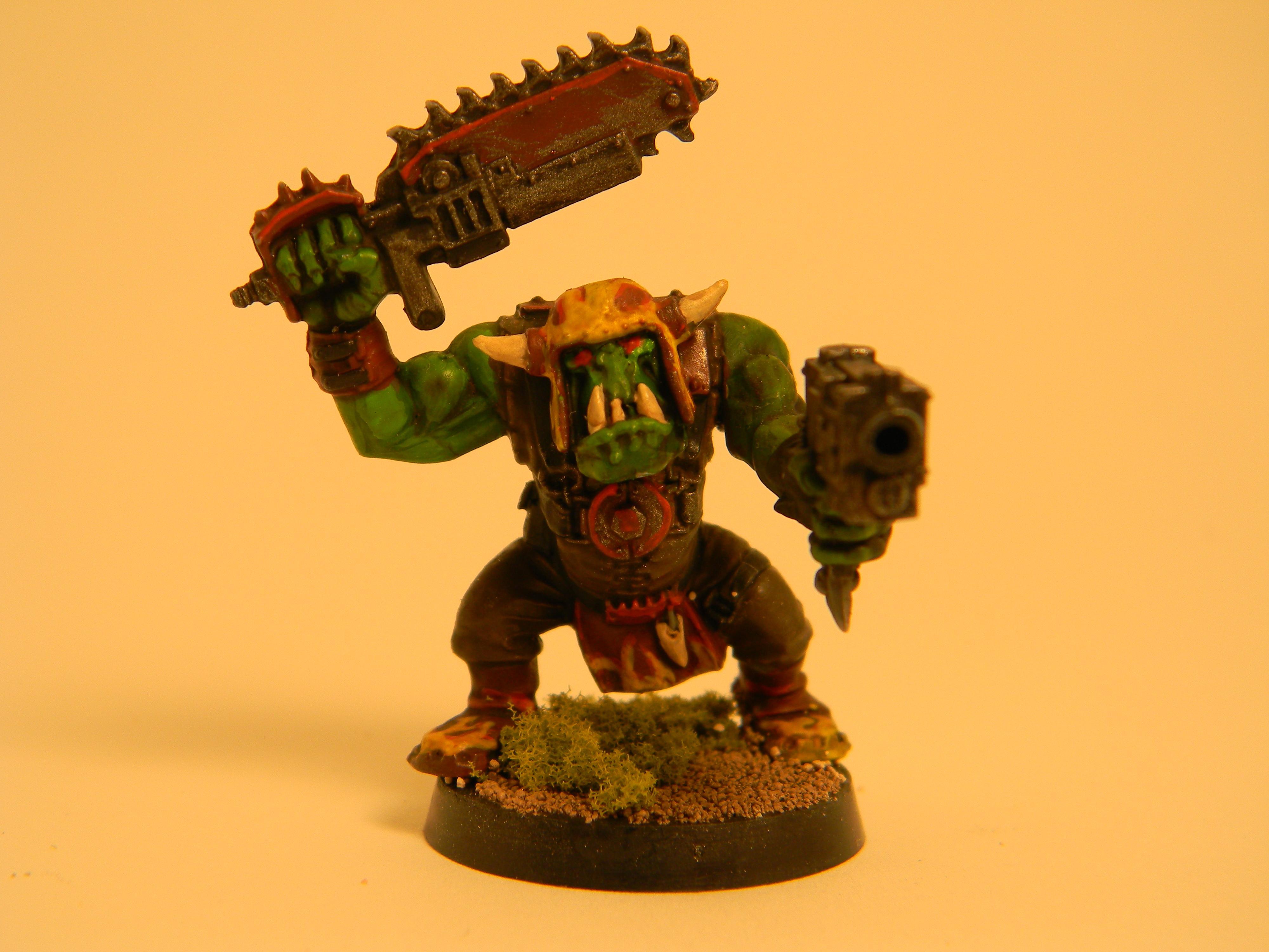 Boy, Evil Sunz, Orks
