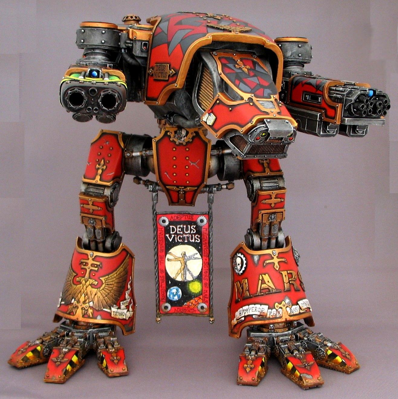 Apocalypse, Titan, Warhammer 40,000, Warhound