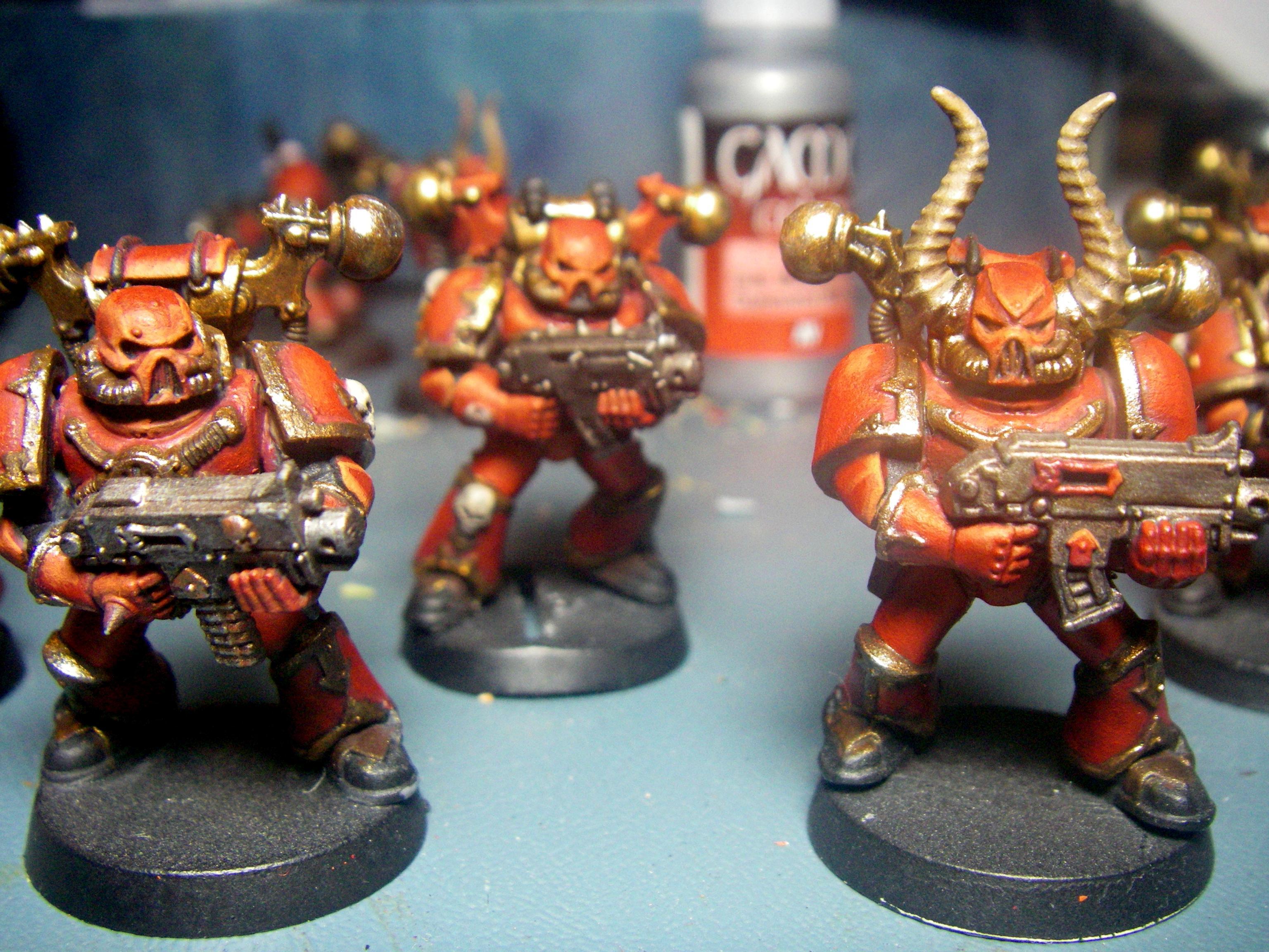Chaos Marines